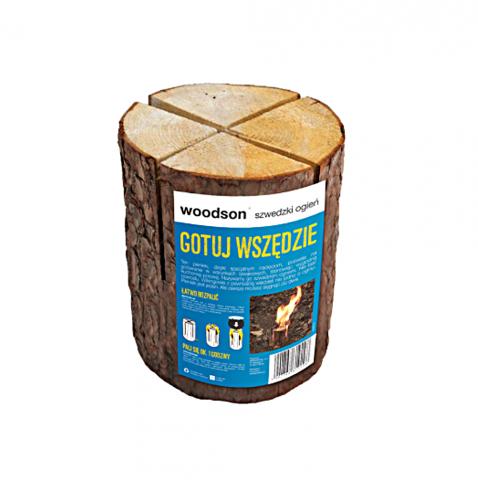 Szwedzki Ogień Drewno do Gotowania